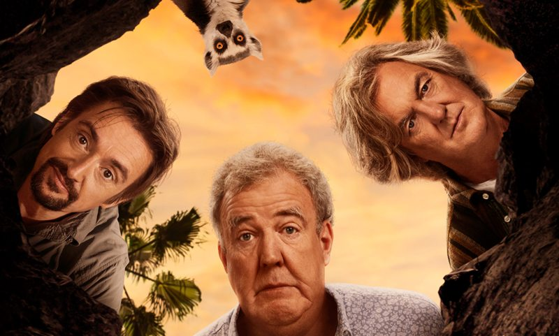 The Grand Tour - Richard Hammond, Jeremy Clarkson, James May